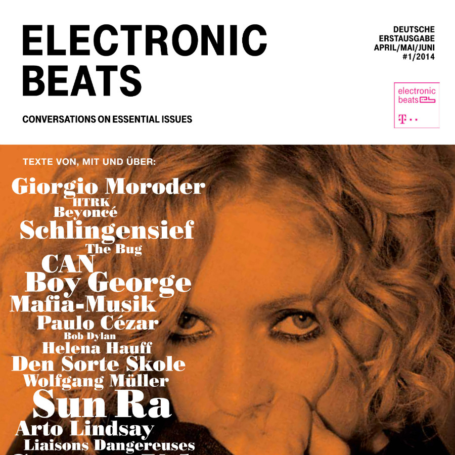 Electronic Beats Magazin