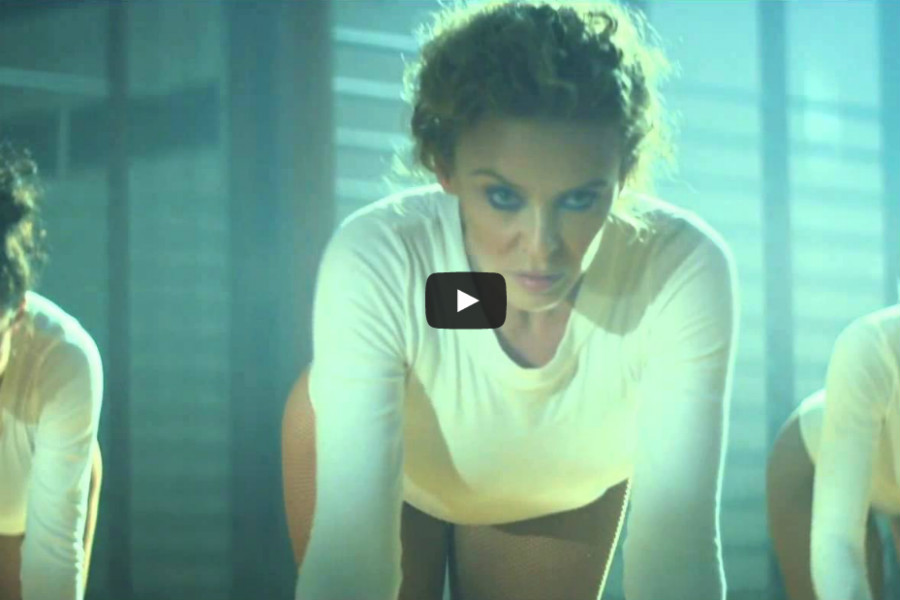 Kylie Minogue - Sexercise Official Video