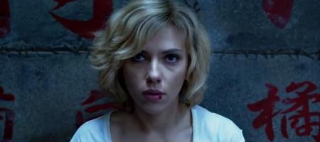 """""""Lucy"""": Scarlett Johansson"""