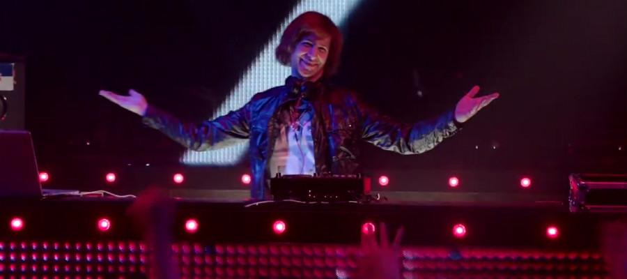 Adam Samberg DJ Parodie